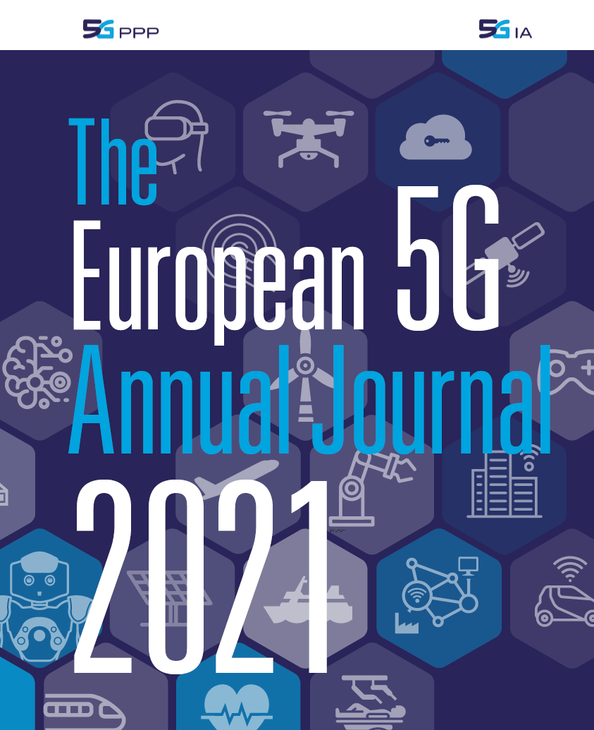 5G-CLARITY introduction in EU Annual Journal 2021!